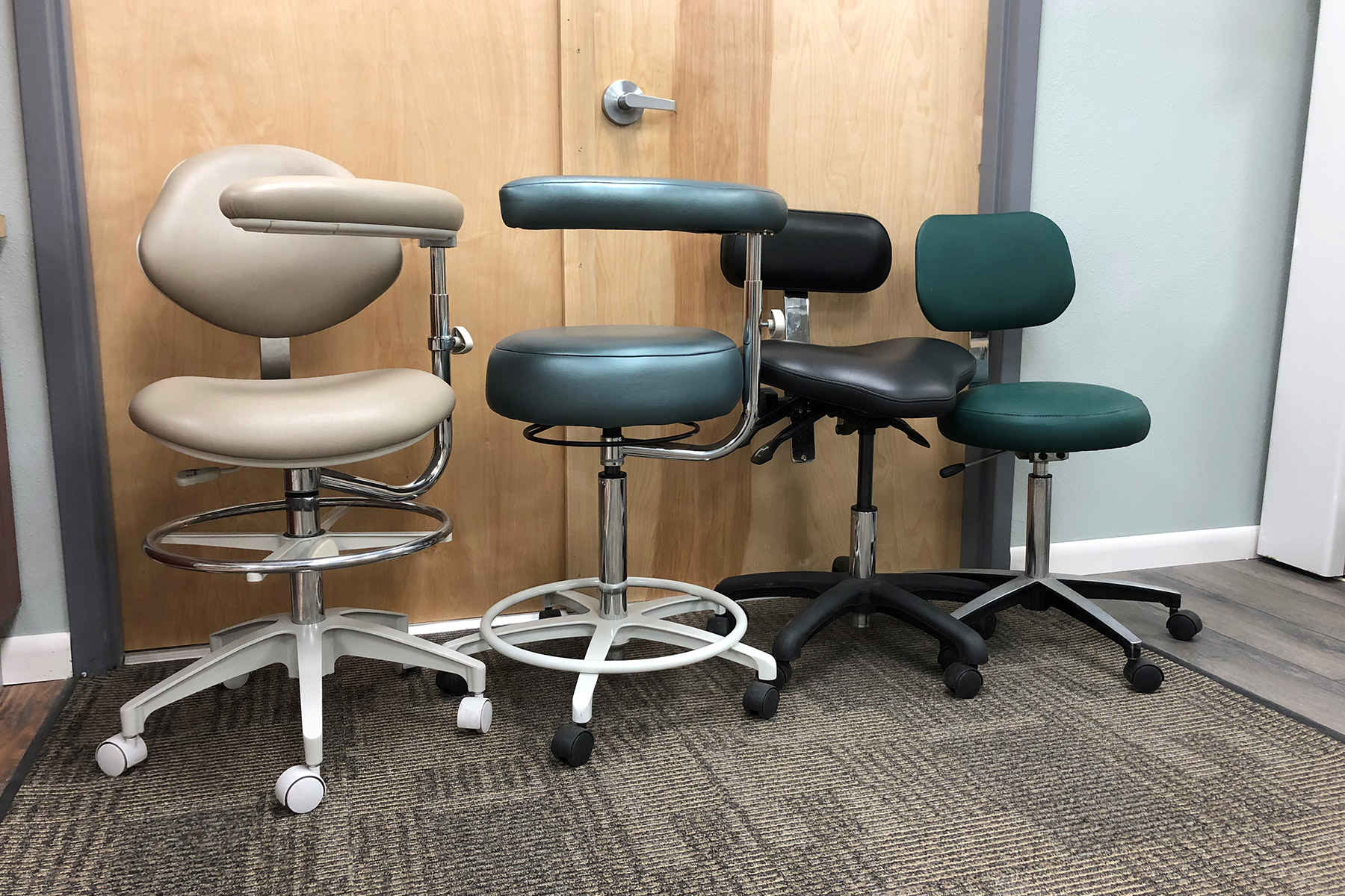 Doctor's Stool Recover Order Form